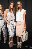 BCBGMAXAZRIA Spring 2014 Runway, Model(s), First Looks