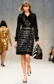 Burberry Prorsum Womenswear Fall/Winter 2013 Collection