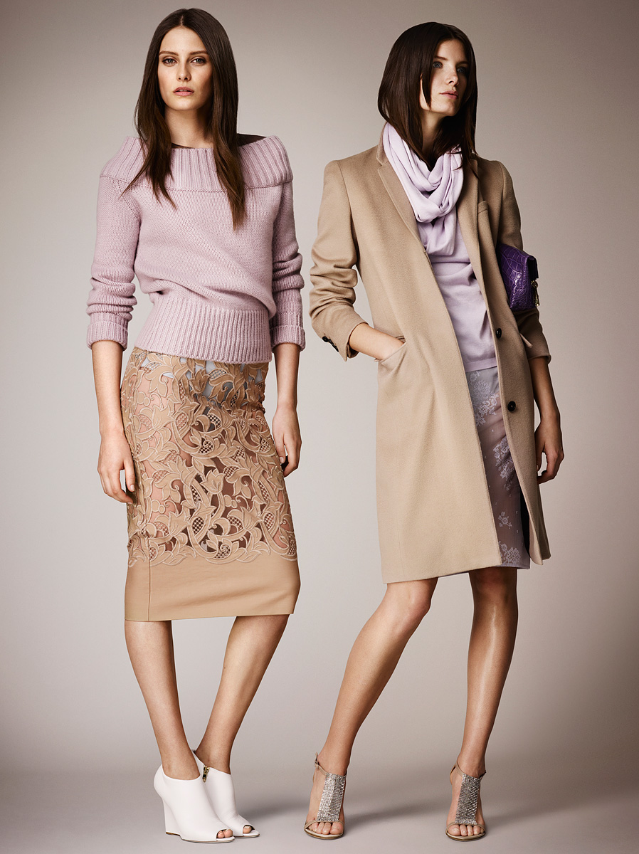Burberry Prorsum 2014 Fashiontographer