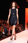 Presentation, HERVE LEGER BY MAX AZRIA Spring 2015 Runway Show