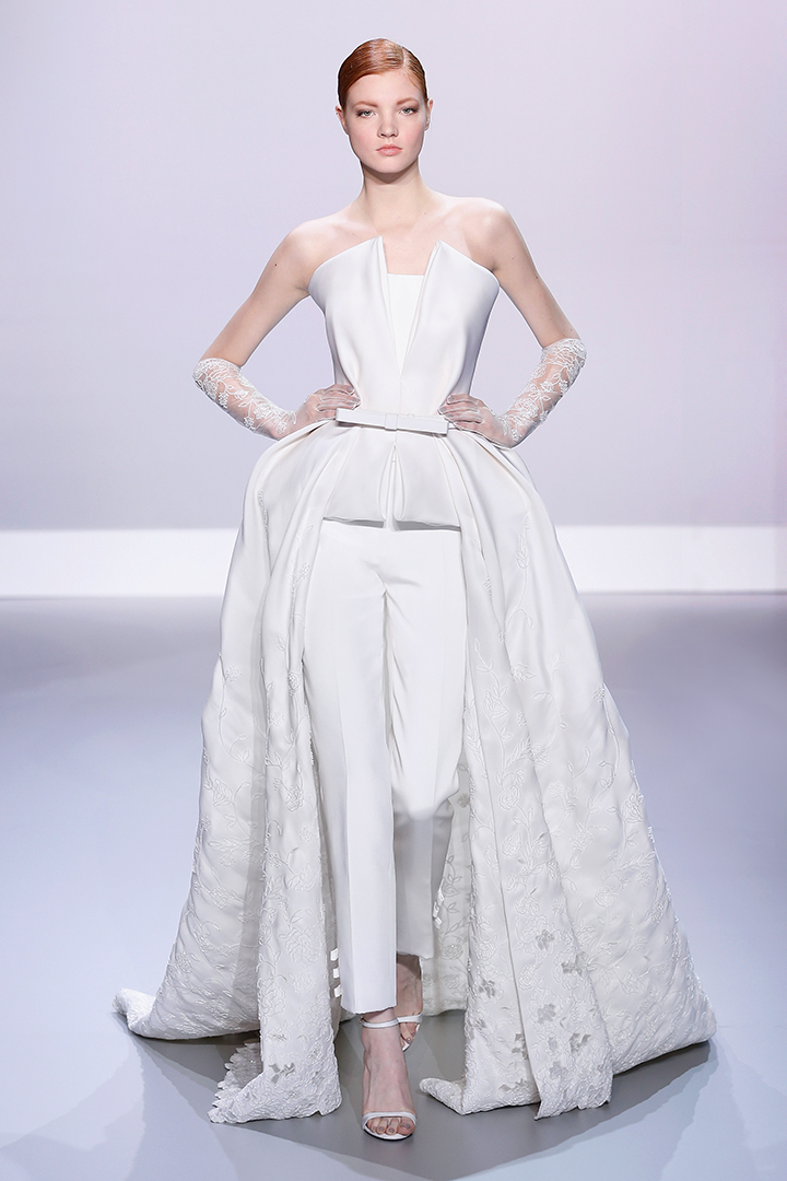 Ralph russo ss14 couture fashiontographer for Dress pant suits for weddings