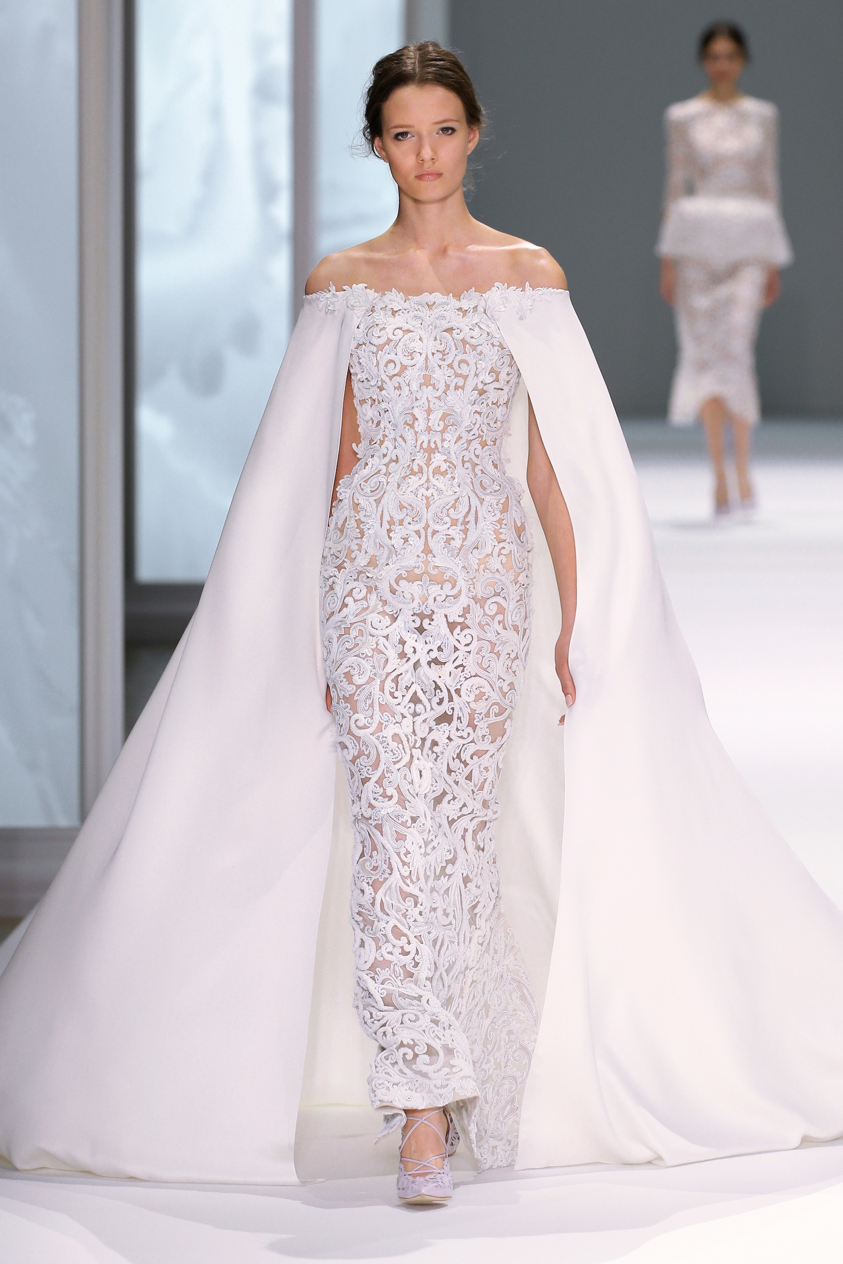 Ralph Amp Russo Ss15 Fashiontographer
