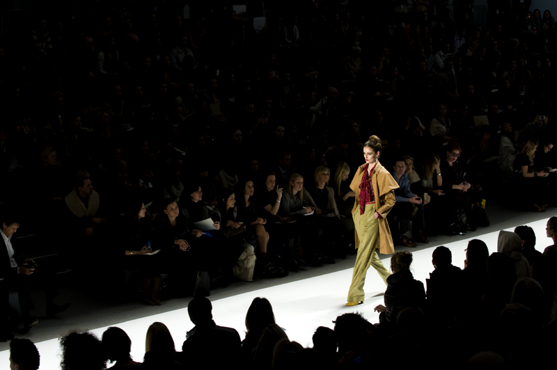 MY FIRST MBFW NEW YORK EXPERIENCE