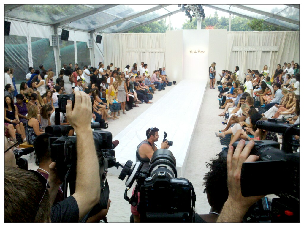 MY FIRST MBFW MIAMI EXPERIENCE