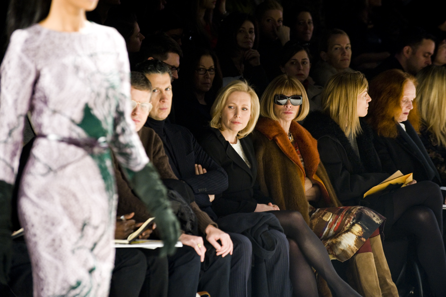 RUNNY NOSE AT MBFW (BLOG)