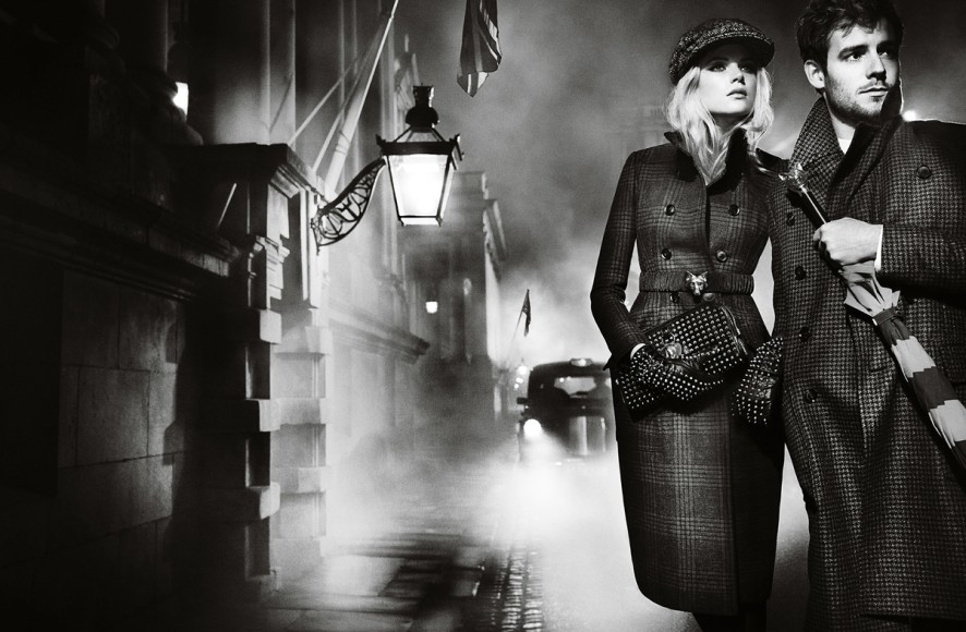 sBurberry Autumn Winter 2012 Ad Campaign featuring Gabriella Wilde and Roo Panes6