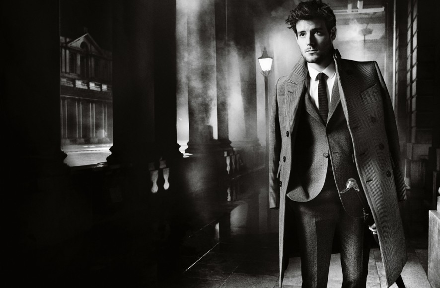 sBurberry Autumn Winter 2012 Ad Campaign featuring Roo Panes7