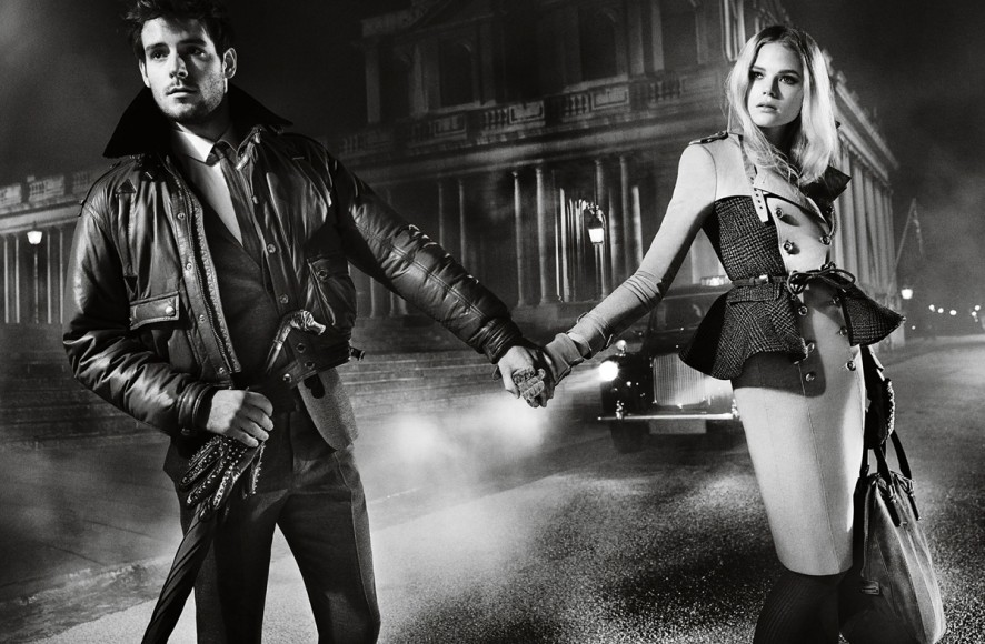 sBurberry Autumn_Winter 2012 Ad Campaign featuring Gabriella Wilde and Roo Panes9