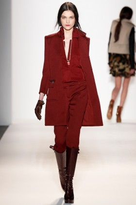FW13 RACHEL ZOE NEW YORK 02/13/2013