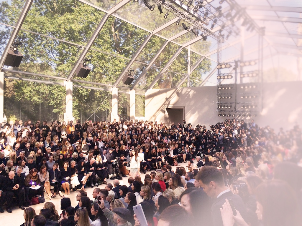 Ambient image of the Burberry Prorsum Womenswear Spring_Summer 2014 Sho_001