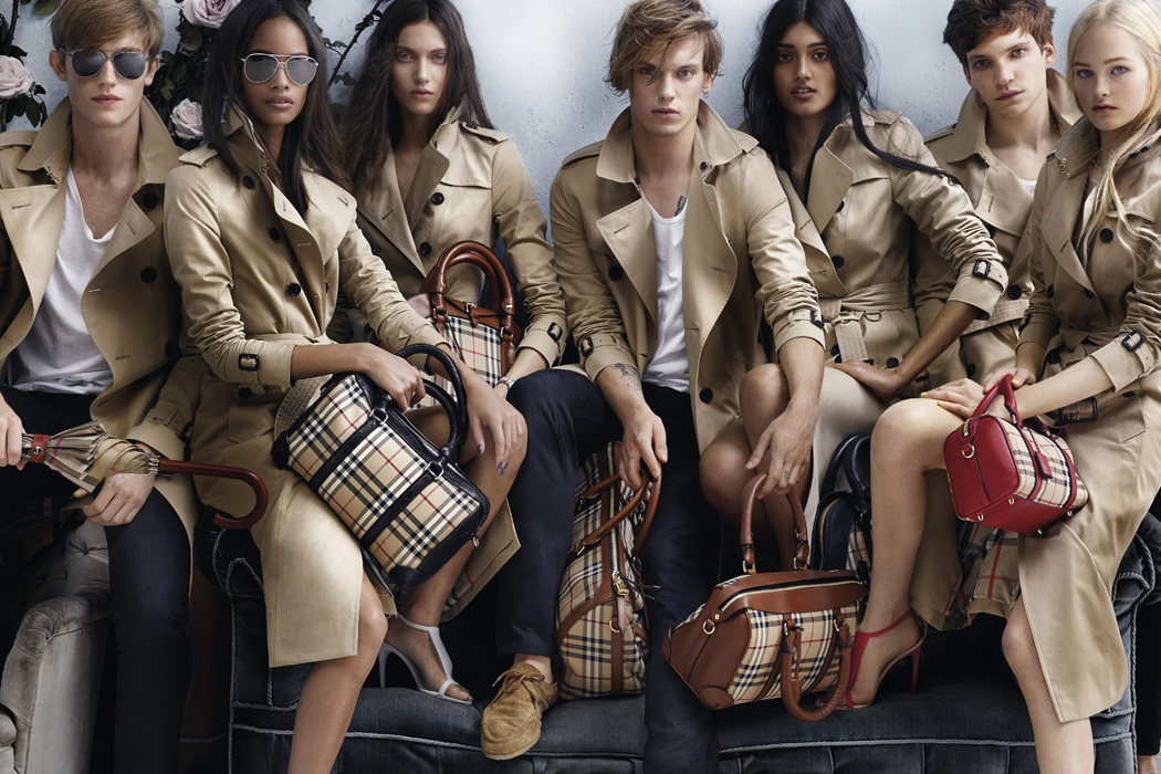 sBurberry Spring_Summer 2014 Campaign (strictly on embargo until Tuesday 17 December 2013)
