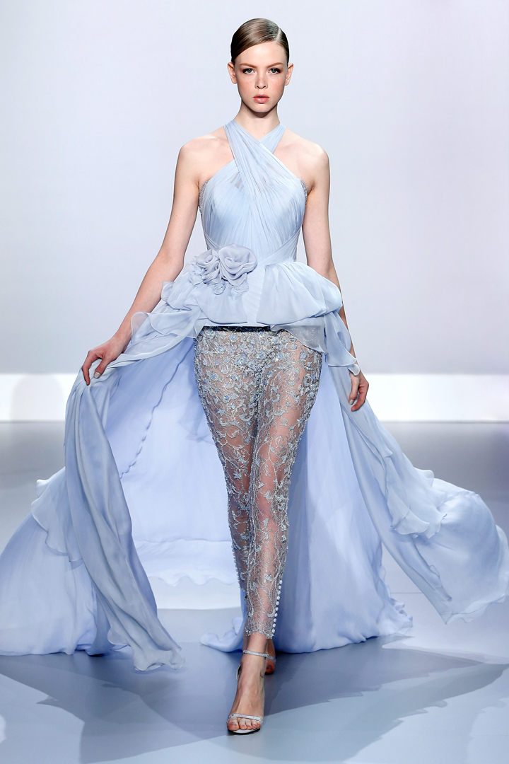 Ralph & Russo : Runway - Paris Fashion Week - Haute Couture S/S 2014
