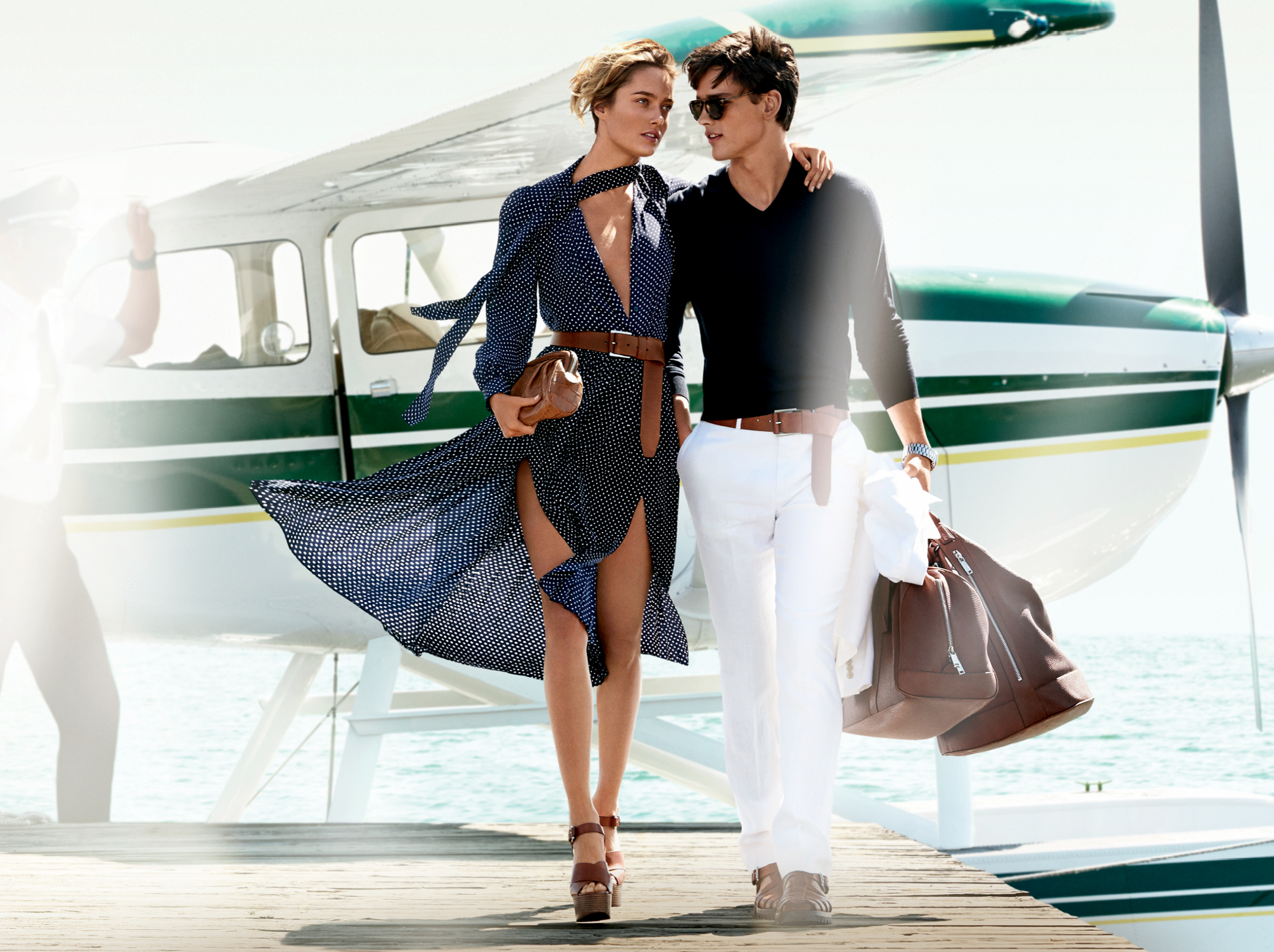 Michael Kors. Spring 2014 Ad Campaign, 01.14.14