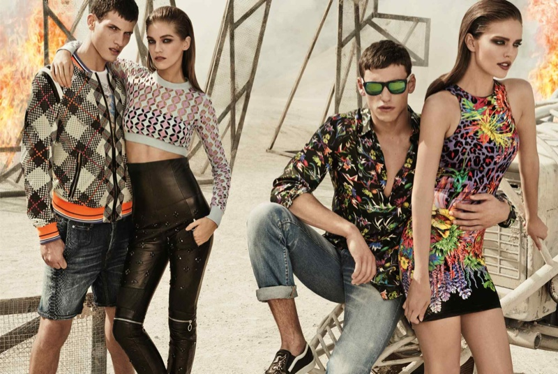 just-cavalli-spring-summer-2014-campaign1