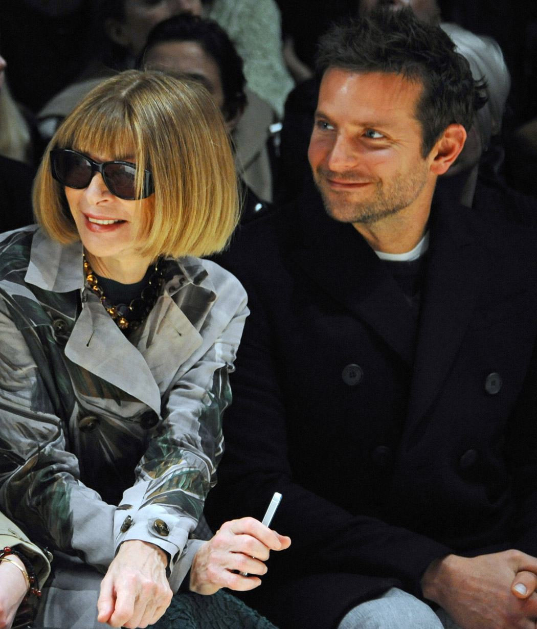 Burberry Womenswear Autumn/Winter 2014 - Front Row & Show