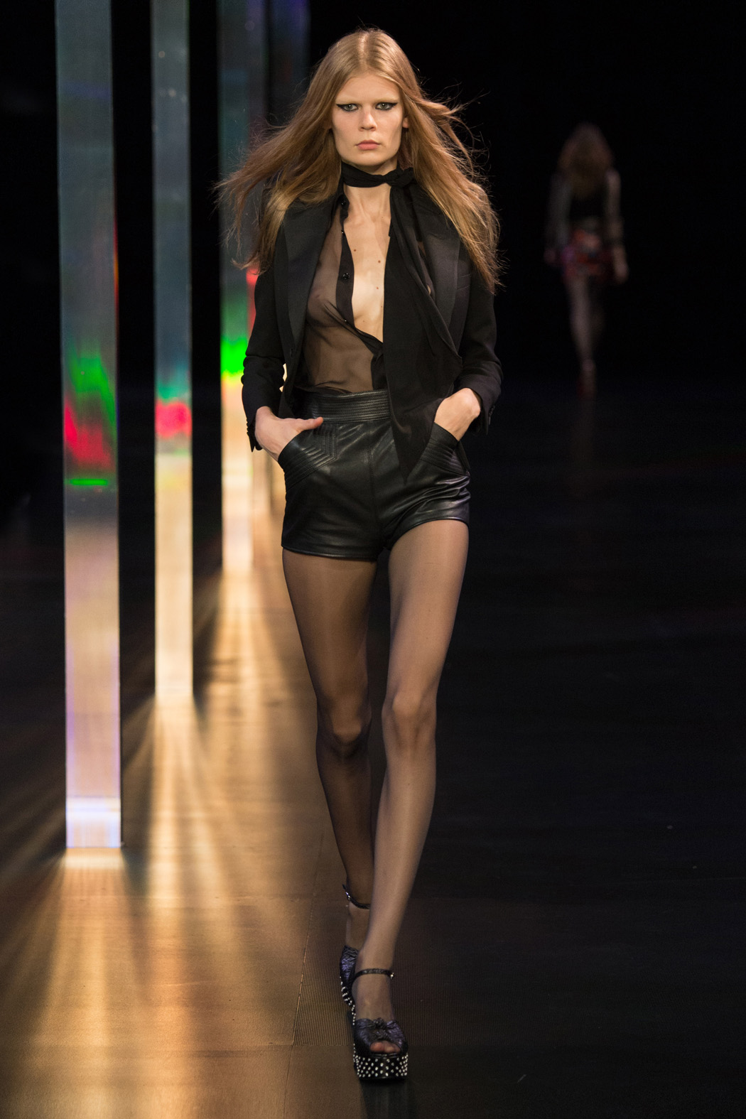 SAINT LAURENT SPRING 2015